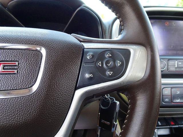 2015 GMC Canyon 4WD SLT Madison, NC 18