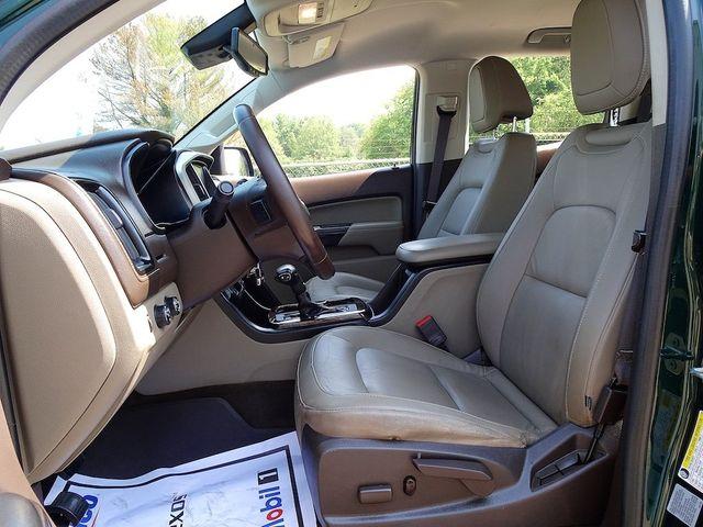 2015 GMC Canyon 4WD SLT Madison, NC 30
