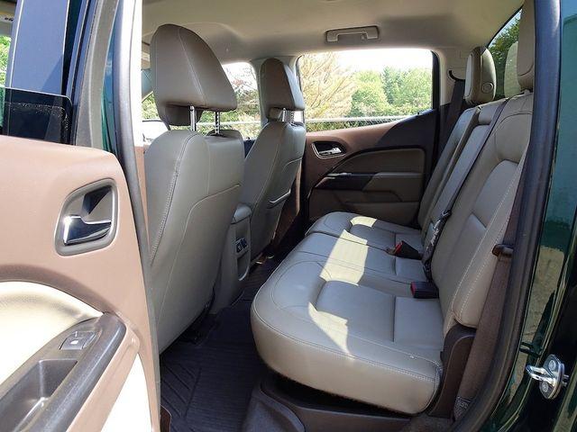 2015 GMC Canyon 4WD SLT Madison, NC 33
