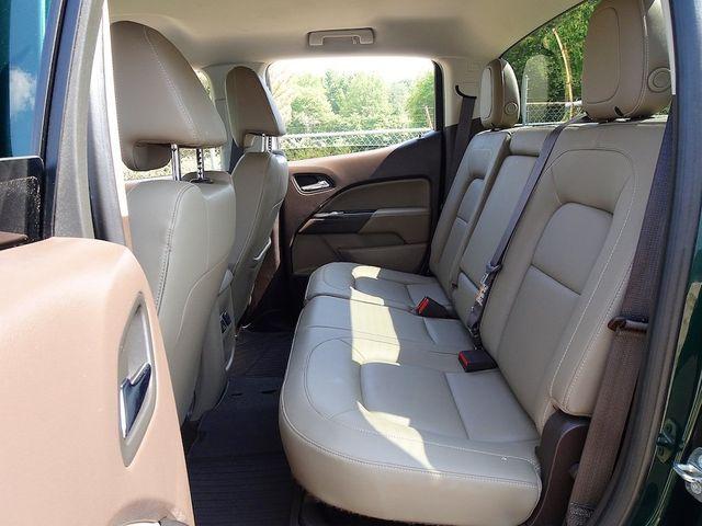 2015 GMC Canyon 4WD SLT Madison, NC 34