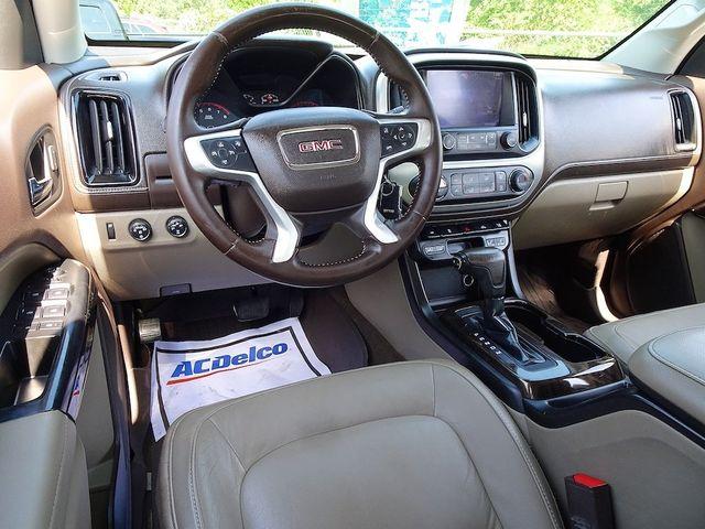 2015 GMC Canyon 4WD SLT Madison, NC 39