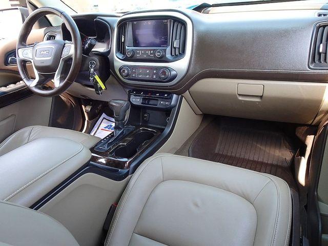2015 GMC Canyon 4WD SLT Madison, NC 40