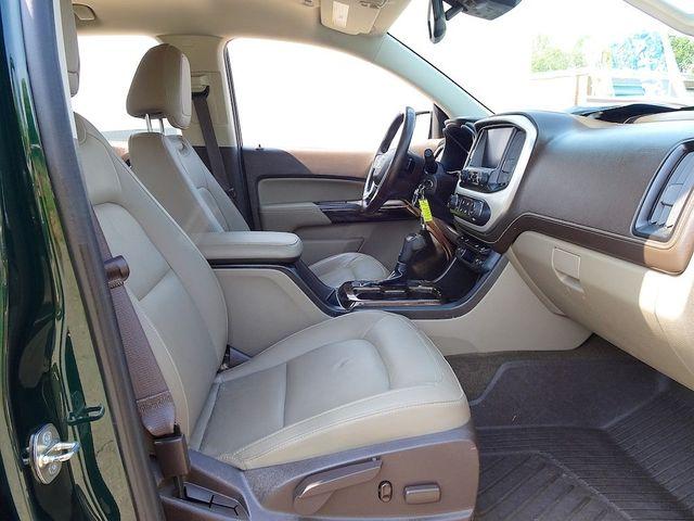 2015 GMC Canyon 4WD SLT Madison, NC 42