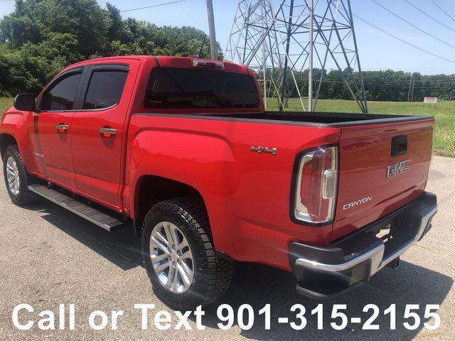 2015 GMC Canyon 4WD SLT in Memphis, TN 38115