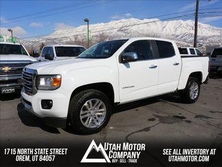 2015 GMC Canyon 4WD SLT in Orem, Utah 84057