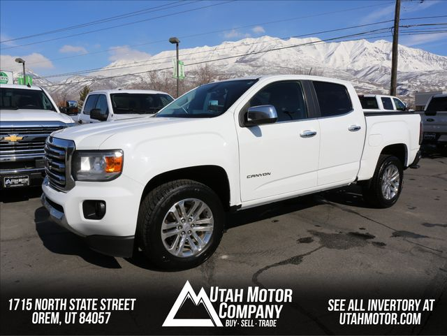 2015 GMC Canyon 4WD SLT in Orem, Utah 84057