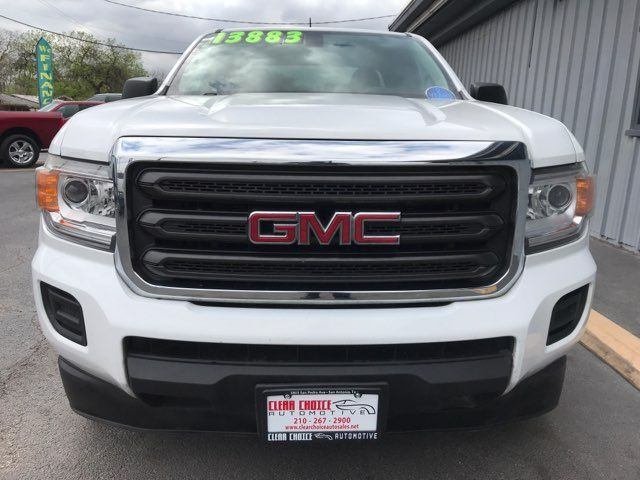 2015 GMC Canyon Base in San Antonio, TX 78212