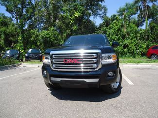 2015 GMC Canyon 2WD SLE LEATHER SEFFNER, Florida