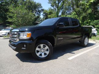 2015 GMC Canyon 2WD SLE LEATHER SEFFNER, Florida 4