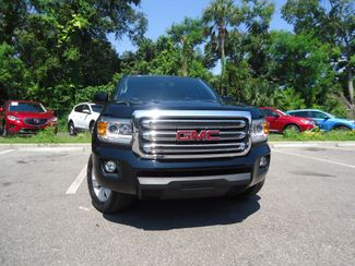 2015 GMC Canyon 2WD SLE LEATHER SEFFNER, Florida 9