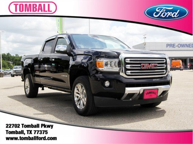2015 GMC Canyon 2WD SLT