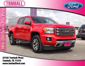 2015 GMC Canyon 4WD SLE in Tomball, TX 77375