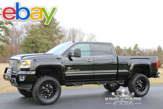 2015 Gmc Denali 2500 Z71 BLACK WIDOW 6.6L DIESEL 48K MILES 4X4 LIFTED in Woodbury, New Jersey 08096