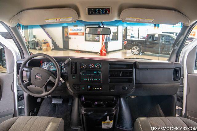 2015 GMC Savana 15 Passenger LT in Addison, Texas 75001