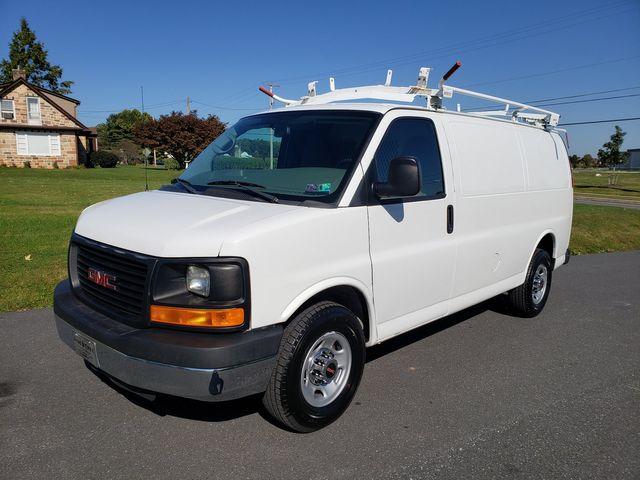 2015 GMC Savana Cargo Van