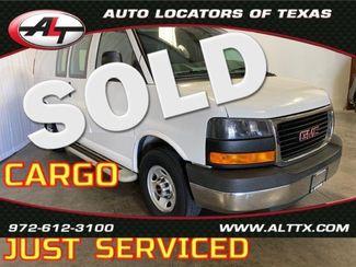 2015 GMC Savana Cargo Van  | Plano, TX | Consign My Vehicle in  TX