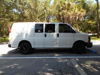 2015 Gmc Savana 2500 Cargo Wheelchair Van Handicap Ramp Van Pinellas Park, Florida 1