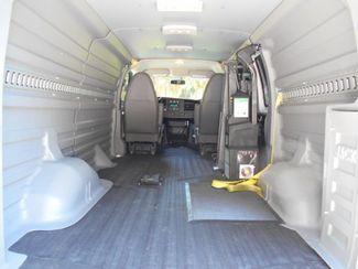2015 Gmc Savana 2500 Cargo Wheelchair Van Handicap Ramp Van Pinellas Park, Florida 9