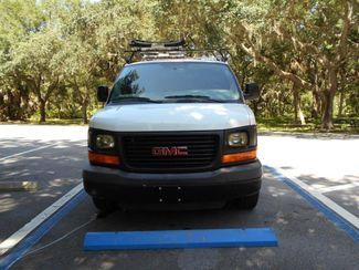 2015 Gmc Savana 2500 Cargo Wheelchair Van Handicap Ramp Van Pinellas Park, Florida 3
