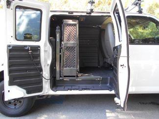2015 Gmc Savana 2500 Cargo Wheelchair Van Handicap Ramp Van Pinellas Park, Florida 5