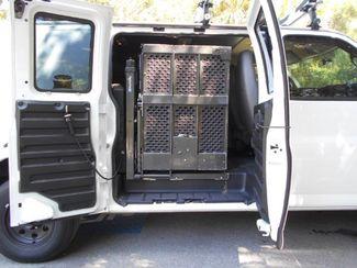 2015 Gmc Savana 2500 Cargo Wheelchair Van Handicap Ramp Van Pinellas Park, Florida 6