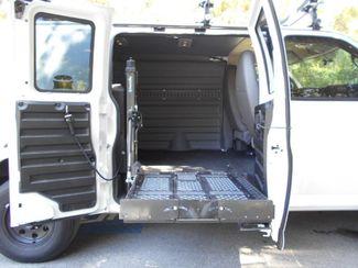 2015 Gmc Savana 2500 Cargo Wheelchair Van Handicap Ramp Van Pinellas Park, Florida 7