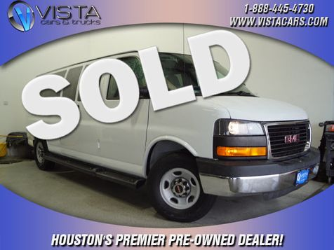 2015 GMC Savana Passenger LT in Houston, Texas