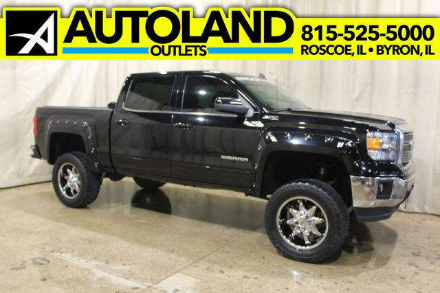 2015 GMC Sierra 1500 4x4 Rocky Ridge Package SLE in Roscoe, IL 61073
