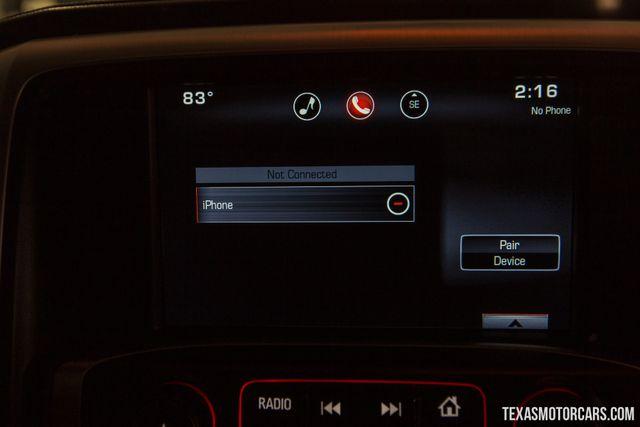 2015 GMC Sierra 1500 SLT 4X4 in Addison Texas, 75001