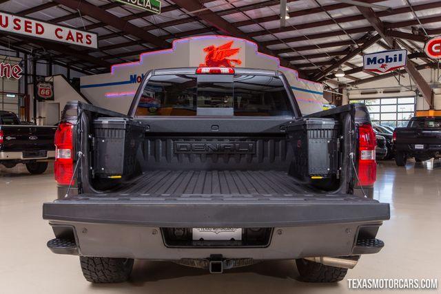 2015 GMC Sierra 1500 Denali 4X4 in Addison Texas, 75001