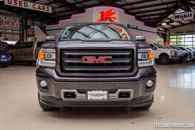 2015 GMC Sierra 1500 SLT 4X4 in Addison, Texas 75001
