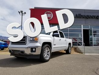 2015 GMC Sierra 1500 SLT in Albuquerque New Mexico, 87109
