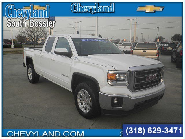 2015 GMC Sierra 1500 SLE in Bossier City LA, 71112