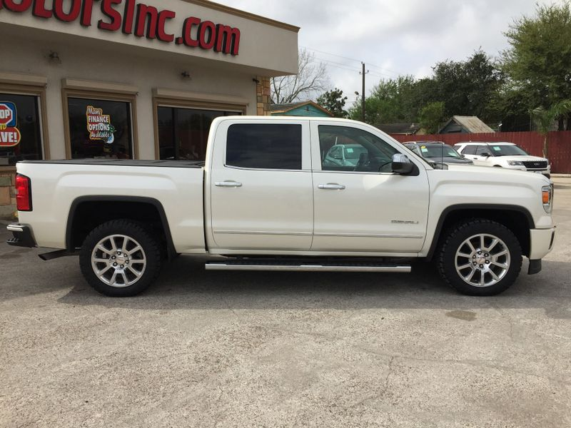2015 GMC Sierra 1500 Denali  Brownsville TX  English Motors  in Brownsville, TX