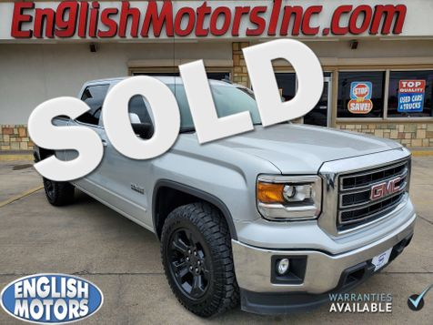2015 GMC Sierra 1500 SLE in Brownsville, TX