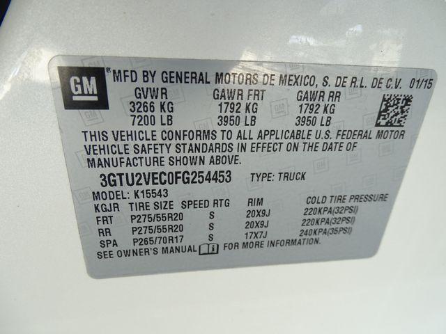 2015 GMC Sierra 1500 SLT ALL TERRAIN Corpus Christi, Texas 58