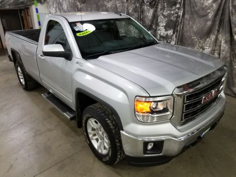 2015 GMC Sierra 1500 SLE Regular Cab  8ft box 16,000 miles in Dickinson, ND