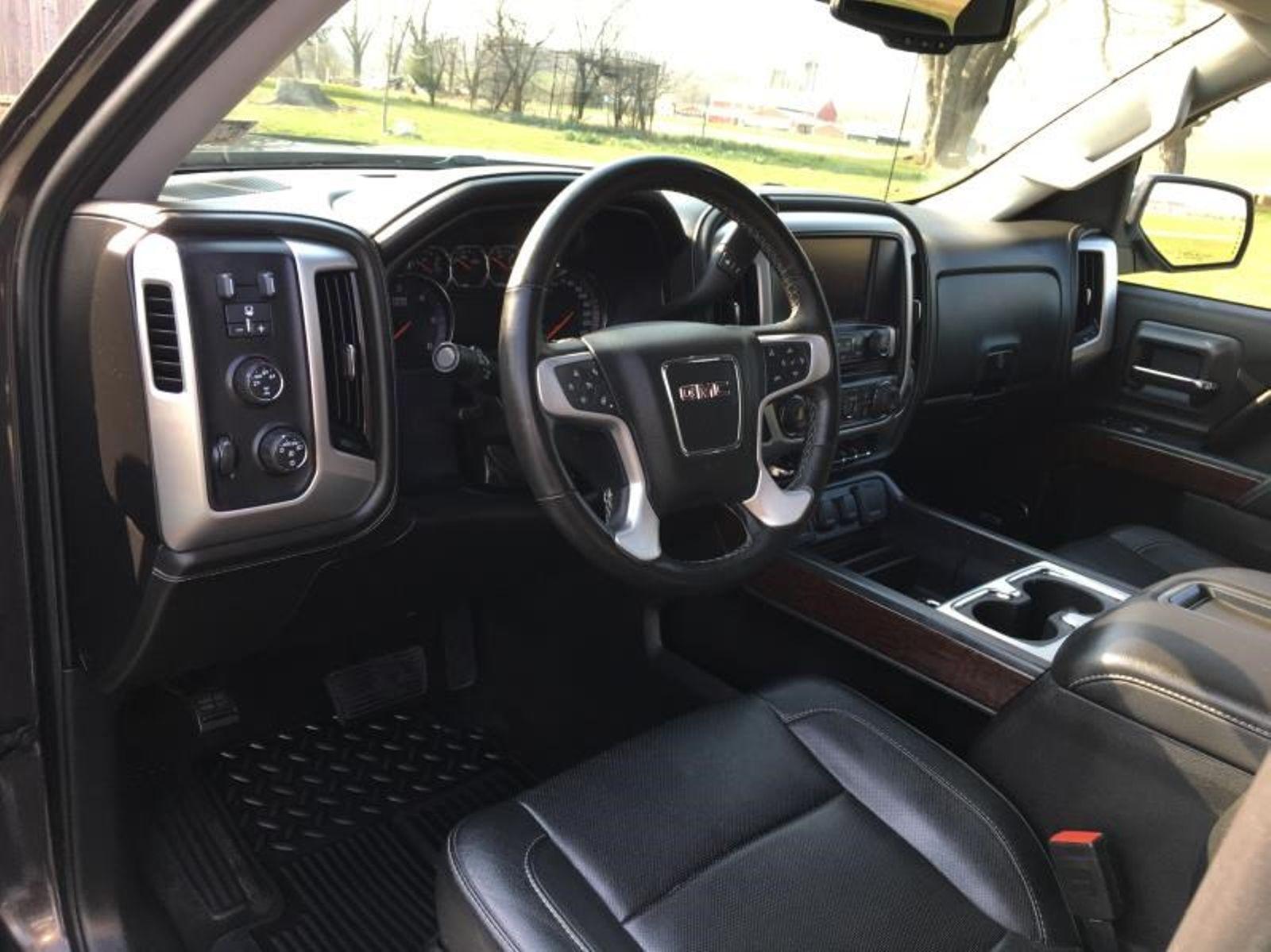 2015 Gmc Sierra 1500 Slt City Pa Pine Tree Motors Chevy Silverado Center Console In Ephrata