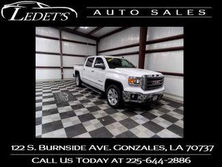 2015 GMC Sierra 1500 SLT - Ledet's Auto Sales Gonzales_state_zip in Gonzales