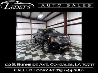2015 GMC Sierra 1500 Denali - Ledet's Auto Sales Gonzales_state_zip in Gonzales