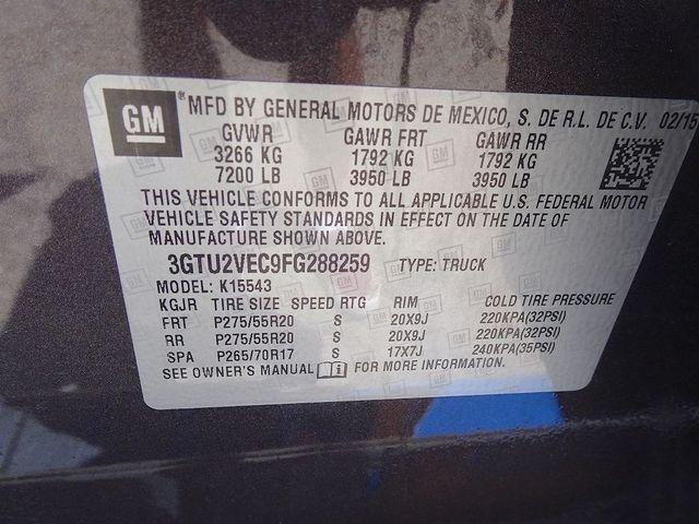 2015 GMC Sierra 1500 SLT Madison, NC 49