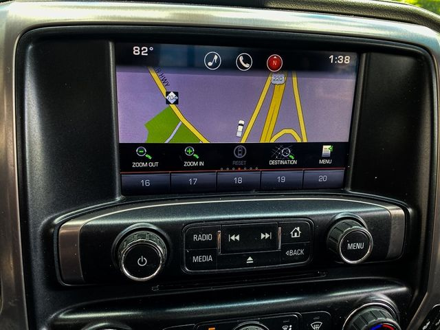 2015 GMC Sierra 1500 SLT Madison, NC 35
