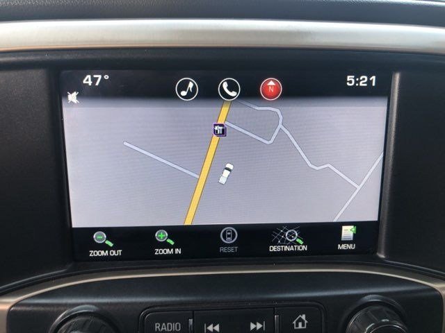 2015 GMC Sierra 1500 Denali 4X4 in Marble Falls, TX 78654
