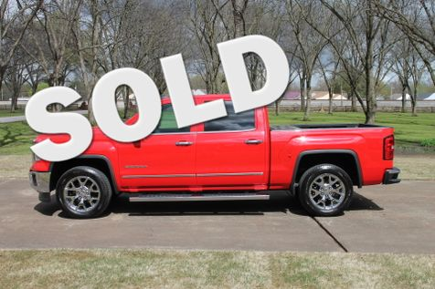 2015 GMC Sierra 1500 SLT Crew Cab Z71 Bi-Fuel Vehicle Gasoline and CNG in Marion, Arkansas