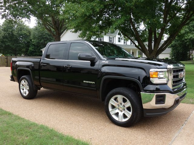 2015 GMC Sierra 1500 SLE Z71 4X4 in Marion Arkansas, 72364