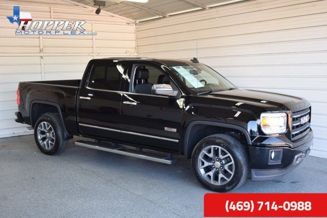2015 GMC Sierra 1500 SLE in McKinney, Texas 75070