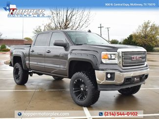 2015 GMC Sierra 1500 SLE NEW LIFT/CUSTOM WHEELS AND TIRES in McKinney, Texas 75070