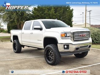 2015 GMC Sierra 1500 SLT NEW LIFT/CUSTOM WHEELS AND TIRES in McKinney, Texas 75070