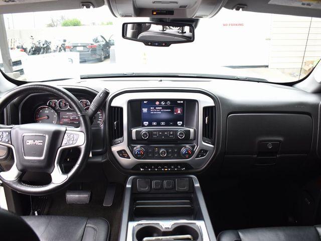 2015 GMC Sierra 1500 SLT NEW LIFT/CUSTOM WHEELS AND TIRES in McKinney, Texas 75070