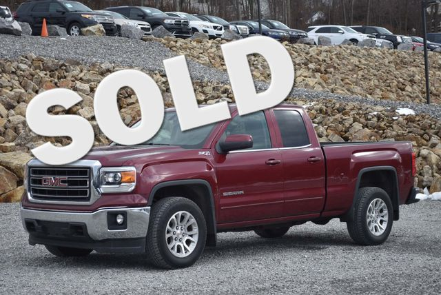 2015 GMC Sierra 1500 SLE Naugatuck, Connecticut